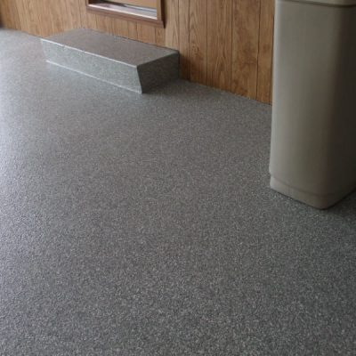 Epoxy Garage Flooring Capstone Concrete Design San