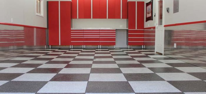 Epoxy Garage Flooring San Luis Obispo, California