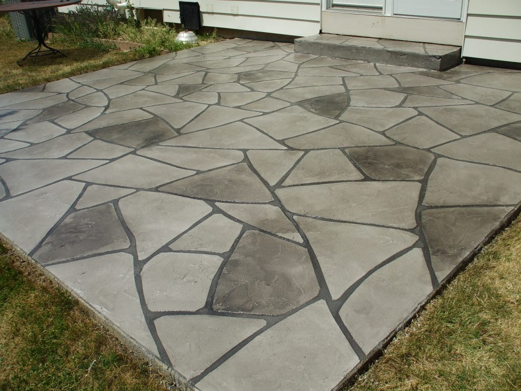 Grand Flagstone Concrete | Santa Maria, California
