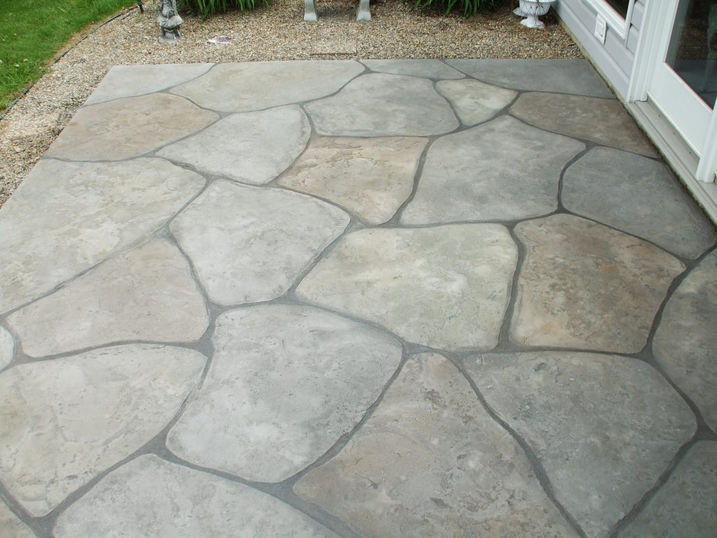 Grand Flagstone Concrete | Creston, California